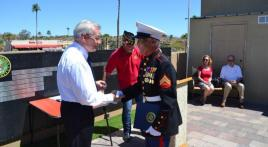 Fountain Hills American Legion Post 58 honors Vietnam veterans