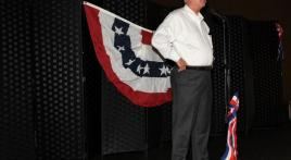 American Legion national commander attends Sunbury (Ohio) veterans breakfast