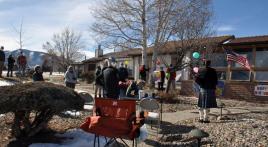American Legion Ray Lines Post 64 member George Blake turns 100