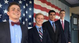 North County San Diego Boys State Program announces delegate