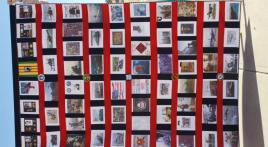 Vietnam quilt