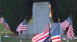 Memorial Day in Kingsburg, Calif.