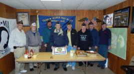 Happy 99th birthday, American Legion