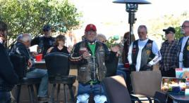 American Legion Post 58 and Legion Riders hold rally to collect funds for Operation Isabella