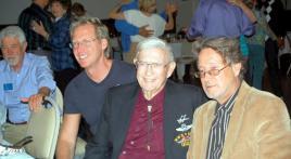 World War II veteran longtime member of Newport Harbor Post 291