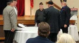 Fort Worth Legion Family conducts POW/MIA ceremony