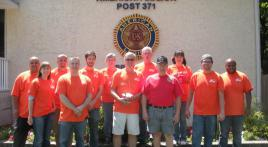 Home Depot renovates Post 371