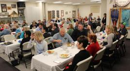 99th American Legion Birthday celebration at Wenatchee (Wash.) Post 10