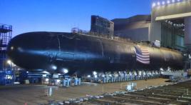 USS Illinois SN 786