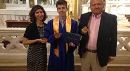 Three generations of winners