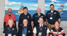 Post 176, Springfield, at American Legion Spring Conference