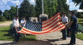 Mattituck American Legion Post 861 holds Flag Day ceremony