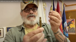 "Mattituck American Legion Post 861's ""Military Artifacts"" - Episode 1"
