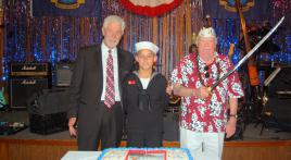 US Navy celebrates its birthday