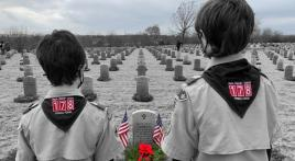 Post 178 continues wreath tradition