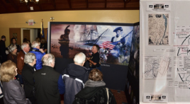 "Veterans Day and first responders ""Spirit of America's Story"" event"
