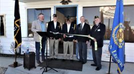 Post 39 celebrates new post home