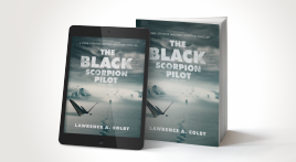 The Black Scorpion Pilot: A Ford Stevens Military-Aviation Thriller (Book 2)