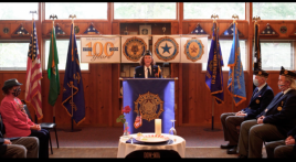Post 93 conducts virtual Veterans Day ceremony