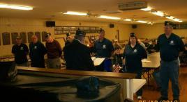 Newton Falls Post 236 installs officers