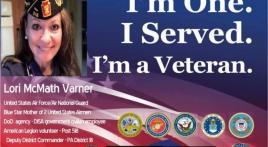 Pennsylvania Legionnaire is semi-finalist for Ms. Veteran America 2019