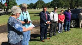 Local D-Day heroes honored