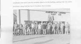 Attica, Ind. post celebrates 100th birthday