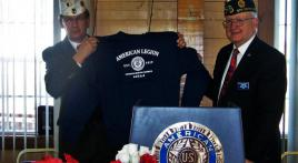 Maine Governor Proclaims March 15 American Legion Day