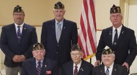 New Hampshire Past Department Commander recognized