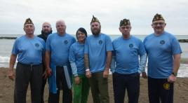 Fairview American Legion Post 742 Lake Erie Polar Plunge