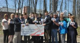 Ann Arbor Post 46 Donates to New Fisher House Michigan