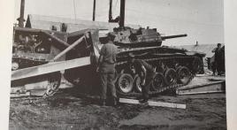 The great Seabee tank caper
