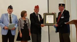 South Carolinian Receives Highest Award From Governor