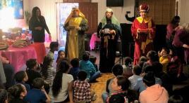 Latin Post 840 hosts Three Kings Day celebration