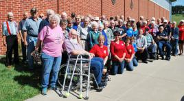 Ackley Veterans Honored With Trip