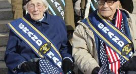 Vets Day parade grand marshals