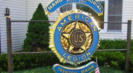 Hancock Memorial Post 207, Trenton, ME Welcomes all legion members.