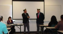 Keiser University partners with American Legion Post 183