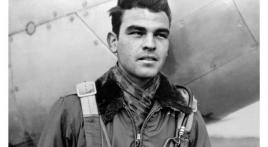 1st. Lt. William R. Preddy, fighter pilot