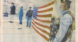 Flag Etiquette Program
