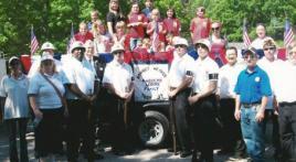 Rhode Island Home Town Parade