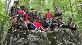 Young Marines Six-Mile Hike/Post 176