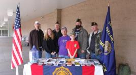 Post 15 (Loveland, Colo.) makes 100% membership 20 of the last 21 years