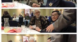 Signing up WWII/Korean War/Vietnam-era veteran into The American Legion