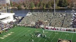 SALRADIO covers West Point Football game day: Colgate