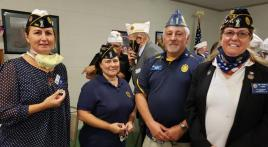 Dover (Tenn.) Squadron 72 recognizes women veterans and raises awareness