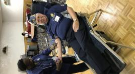 SAL Blood Drive & Health Fair