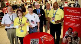 Department of Virginia Helps Kick Off Wish Registry