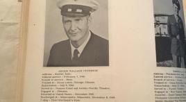 Chief Machinist Mate Archie W Peterson