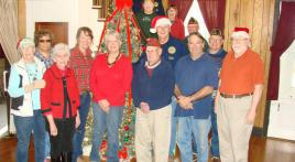 LEGIONNAIRES DELIVER 31ST ANNUAL HOT CHRISTMAS MEALS